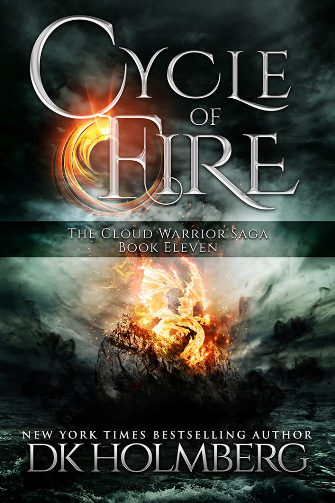 Cycle of FIre by DK Holmberg