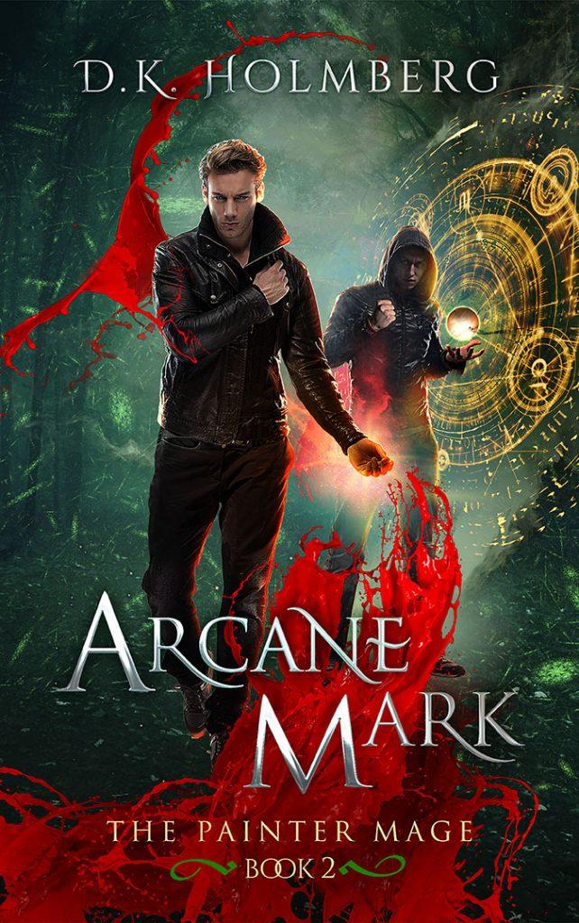 Arcane Mark by DK Holmberg