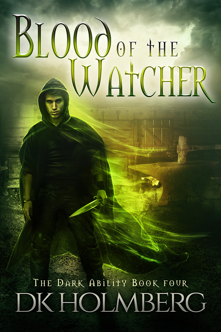 Blood of the Watcher by DK Holmberg