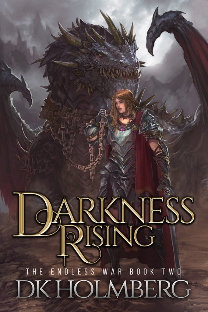Darkness Rising by DK Holmberg