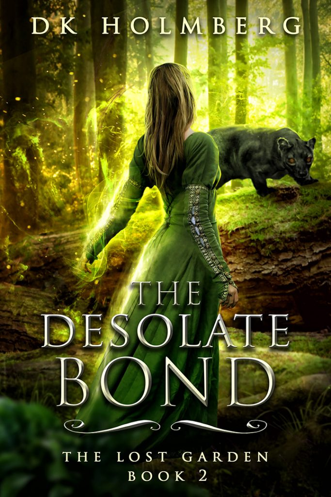 The Desolate Bond by DK Holmberg