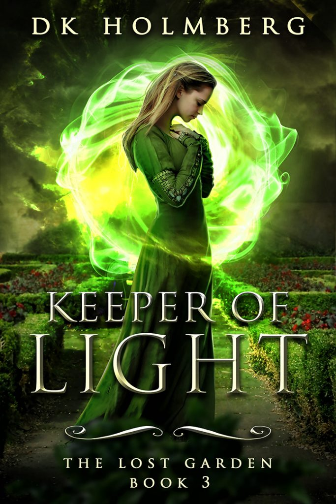 Keeper of Light by DK Holmberg