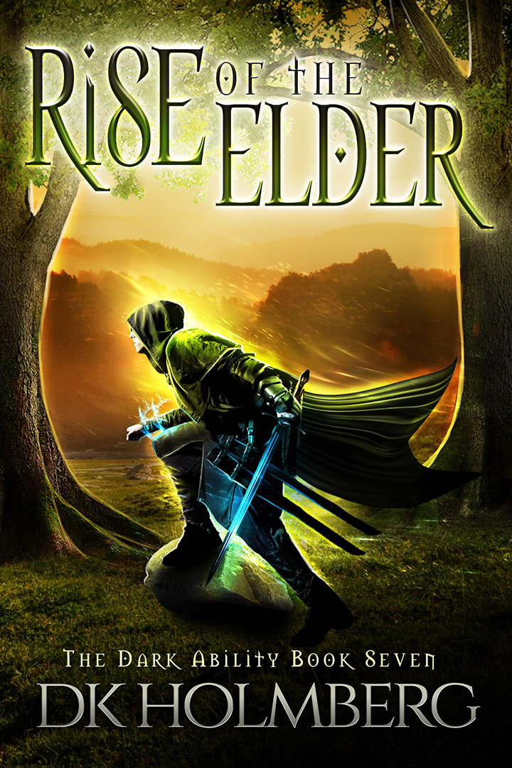 Rise of the Elder by DK Holmberg