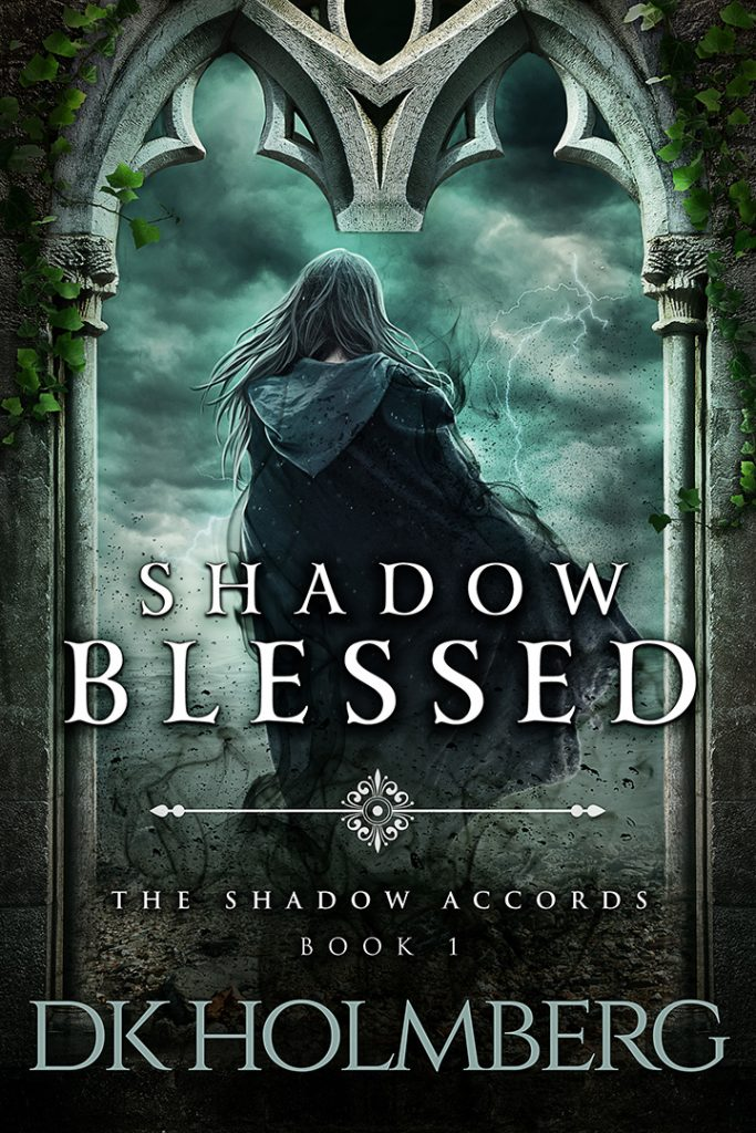 Shadow Blessed by DK Holmberg-Final