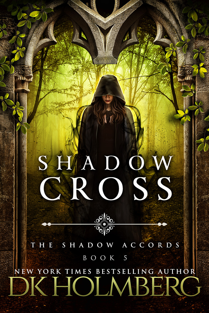 Shadow Cross by DK Holmberg
