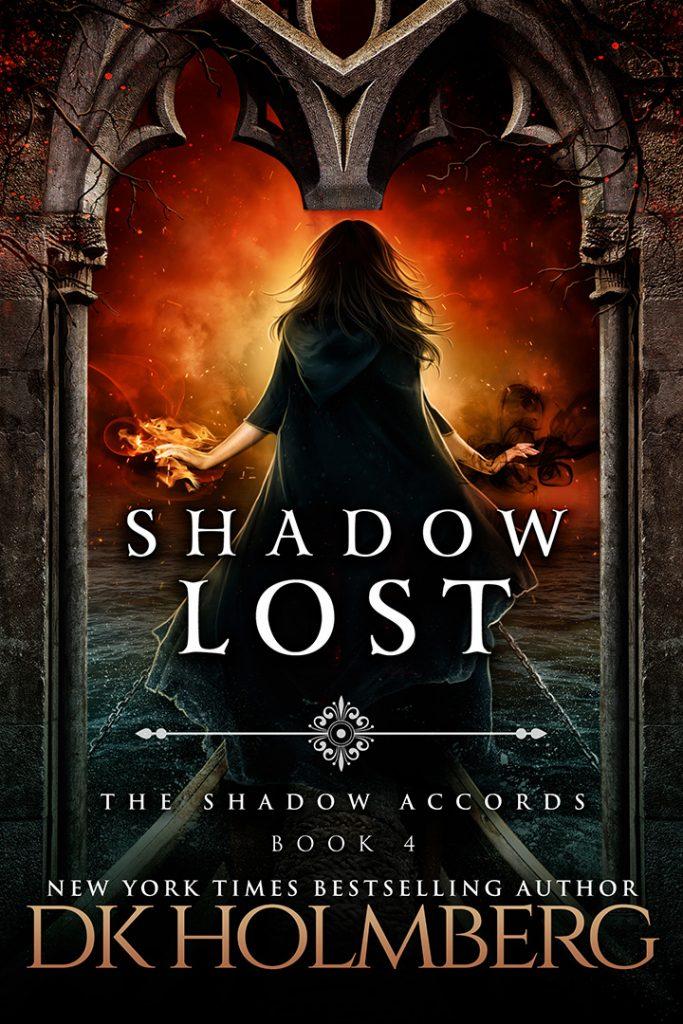 Shadow Lost by DK Holmberg