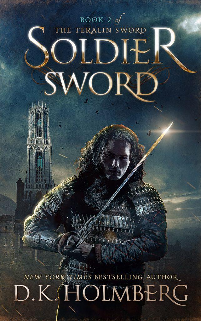 Soldier Sword by DK Holmberg