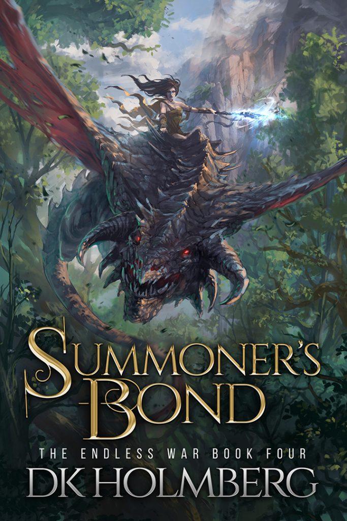 Summoner's Bond by DK Holmberg