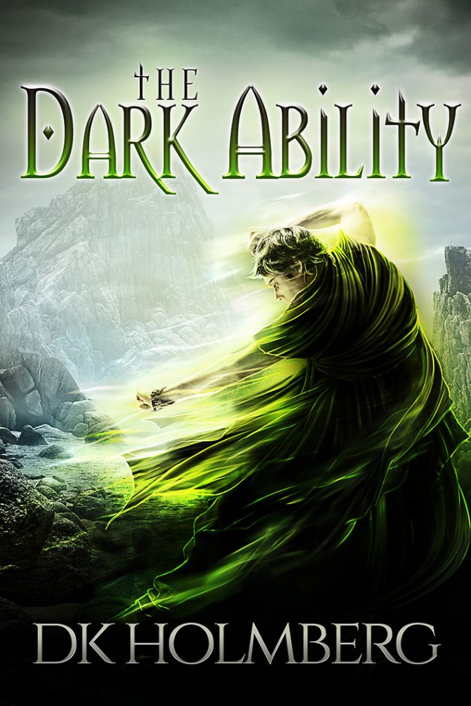 The Dark Ability by DK Holmberg