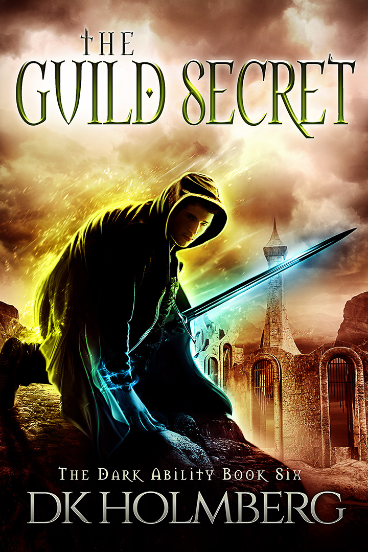 The Guild Secret by DK Holmberg