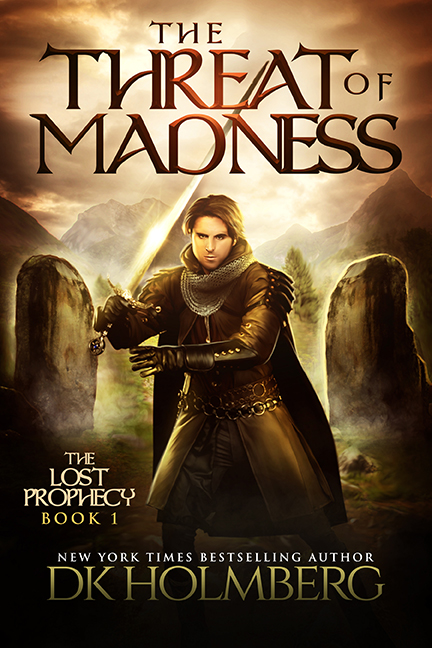 The Threat of Madness by DK Holmberg