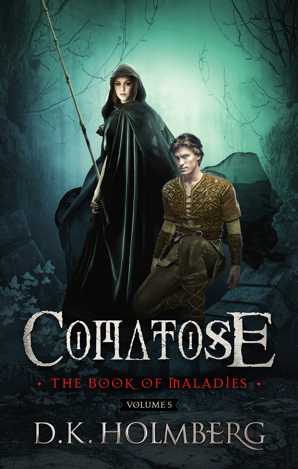 Comatose by DK Holmberg