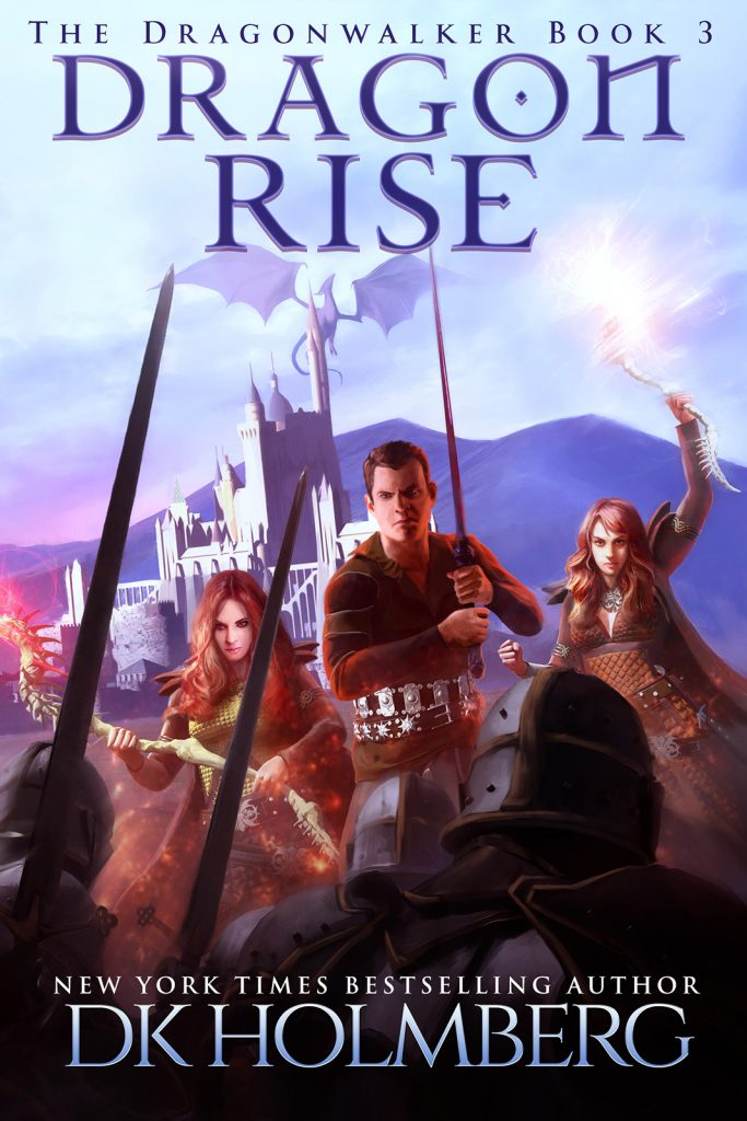 Dragon Rise by DK Holmberg