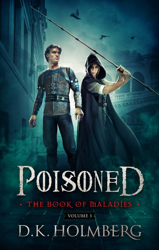 Poisoned by DK Holmberg