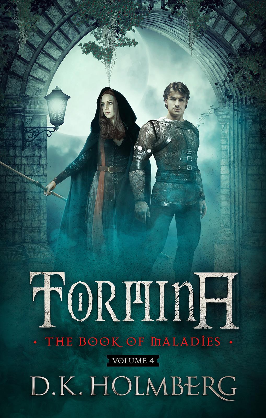 Tormina by DK Holmberg