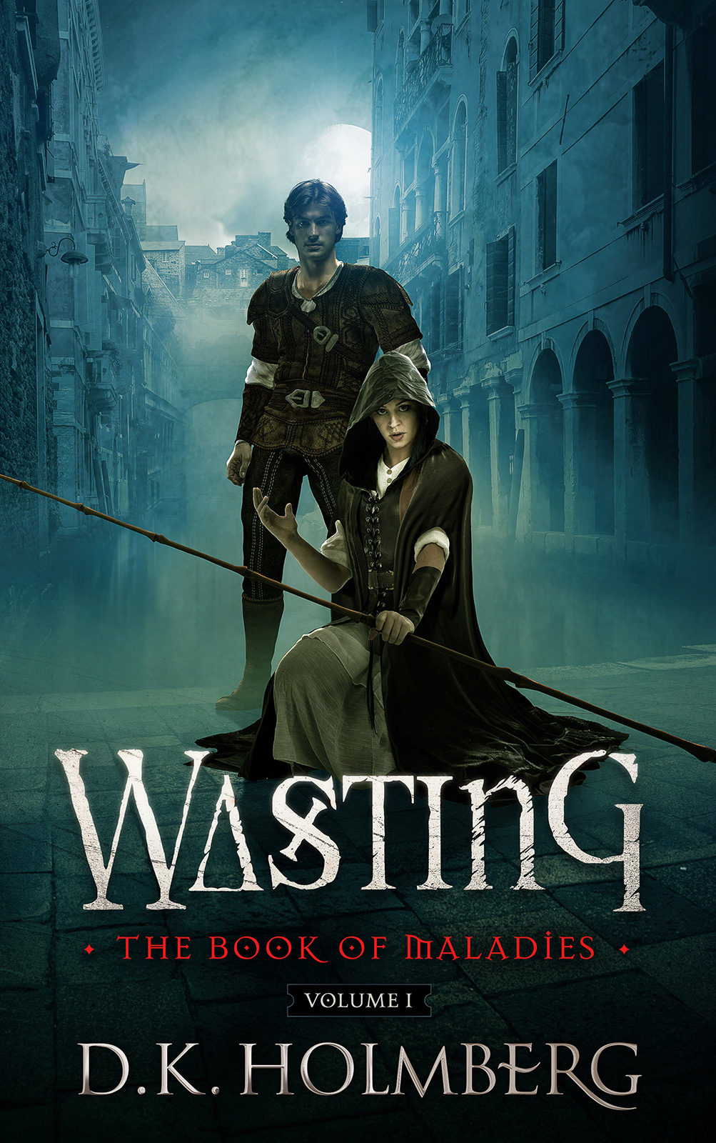 Wasting by DK Holmberg